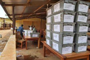 Elections République Centrafricaine listes électorales provisoires
